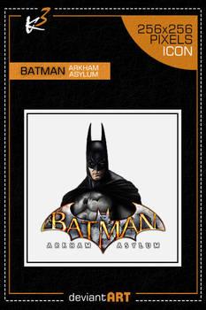 Batman Arkham Asylum - Icon