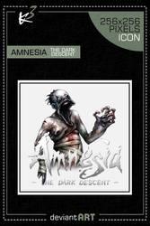 Amnesia: The Dark Descent - Icon by karim3adel