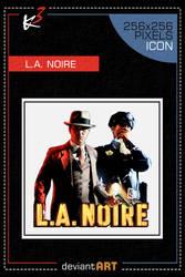 L.A. Noire - PC Icon