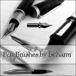 Ischarm Pen Brushes