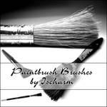 Ischarm Paintbrush Brushes