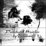 Ischarm Paintwork Brushes