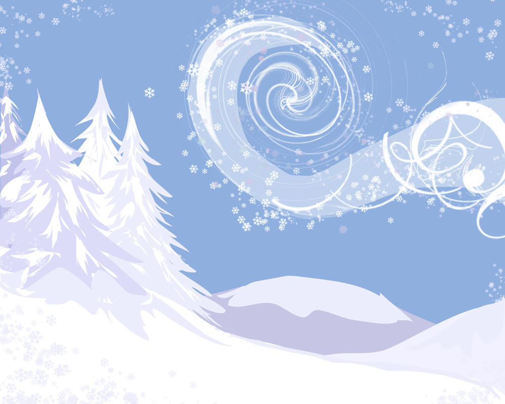Winter Delight Wallpaper Pack by DementdPrncess