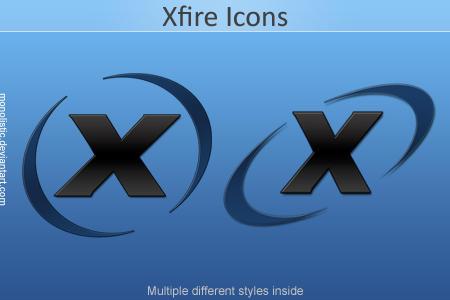 Xfire Icons by monolistic