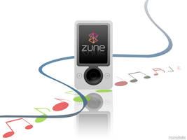 Zune Media Device .1600x1200. by monolistic
