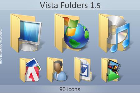 Vista Folders 1.5