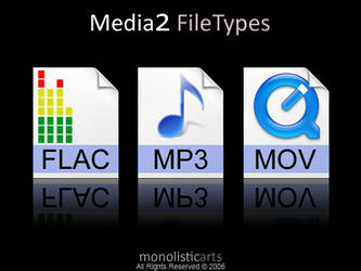 Media2 FileTypes by monolistic