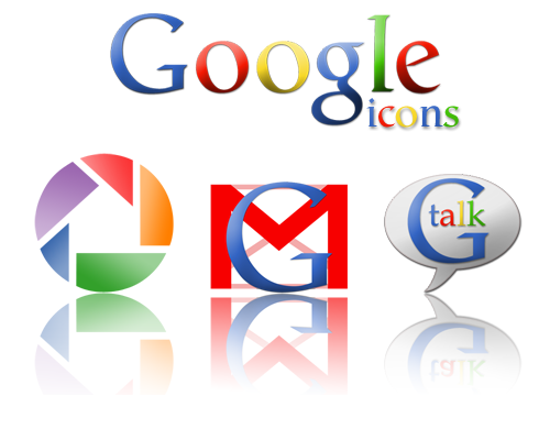 Google icons by monolistic
