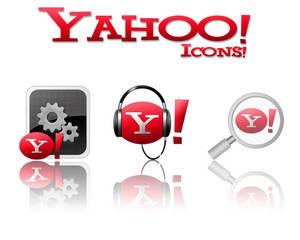 Yahoo icons