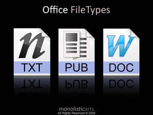 Office FileTypes