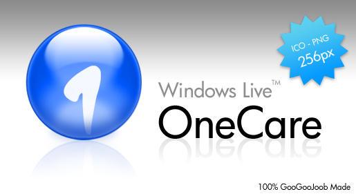 Microsoft Live OneCare Orb by GooGooJoob