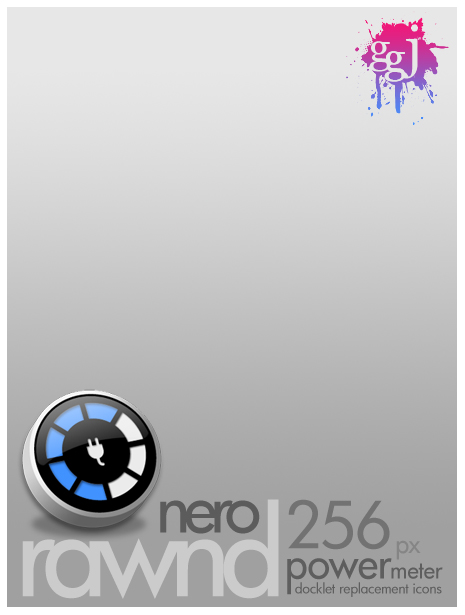 Nero Rawnd Battery Pod