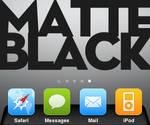 Matte Black Dock