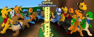 Pokemon Mystery Dungeon Bonds of Hope by KurtisTheSnivy