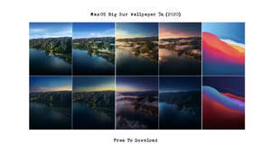 MacOS Big Sur (2020) Wallpaper HD 5K