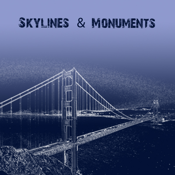 Skylines and Monuments by Tsuki-yomi-no-kami