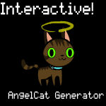 Angel Cat Generator