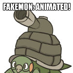 Fakemon: The Cannon Turtles