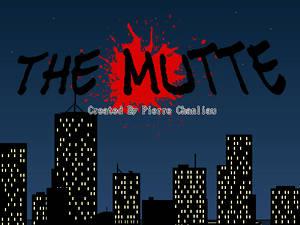'The Mutte' Menu