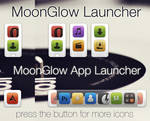 MoonGlow App Launcher - Pack