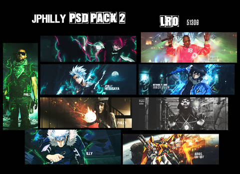 JPhilly PSD Pack 2