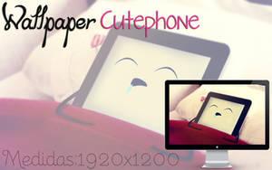 Wallpaper cutephone by jessy-izan