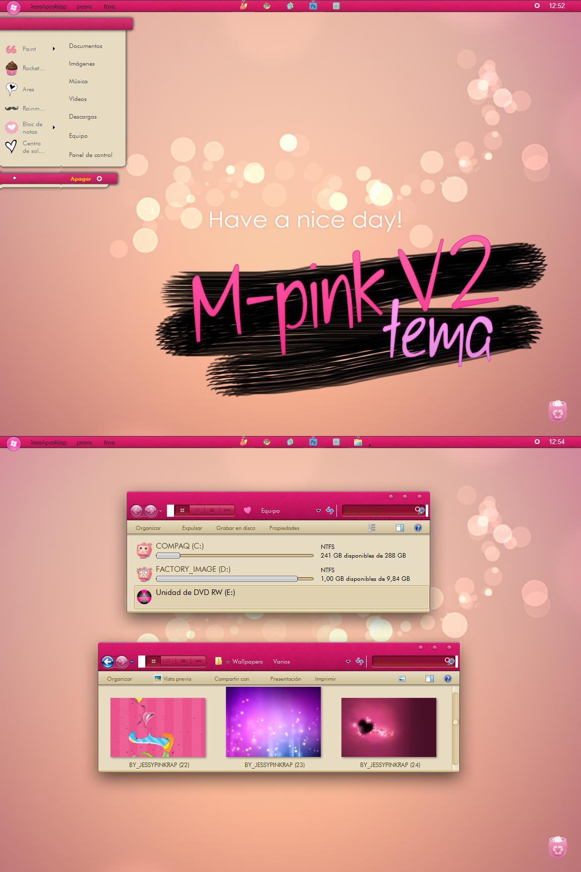 V-PINK V2 by jessy-izan