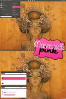 Maverick PINK by jessy-izan