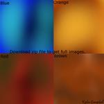4 color textures