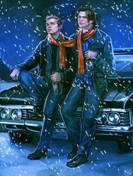 Supernatural - Merry Christmas