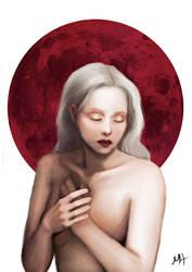 Blood Moon by atramh