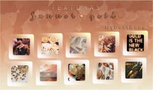 +Texturas Summer Gold [FREE]