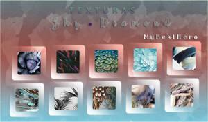 +Texturas Sky Diamond [FREE]