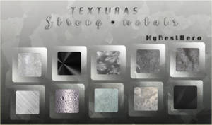 +Texturas Strong Metals [FREE]