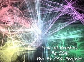 Fractal Ps CS4 Brush Set by PsCS4-Projekt