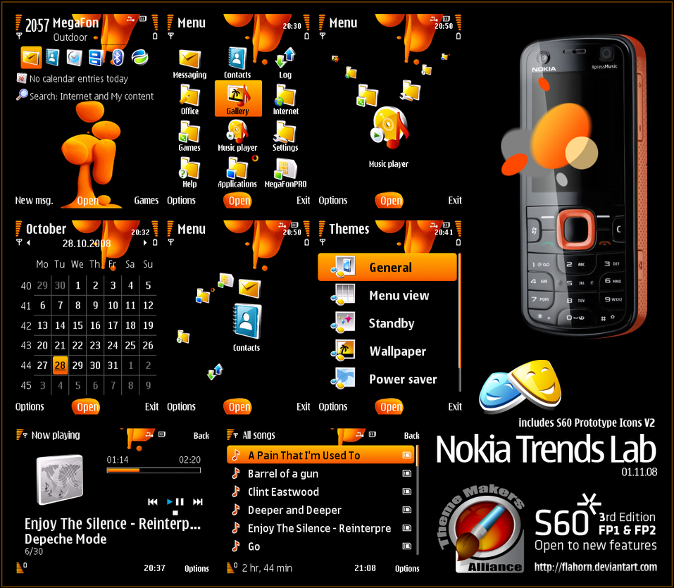 Nokia Trends Lab by evasketch