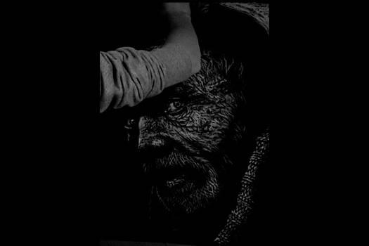 Chalk Portrait Timelapse