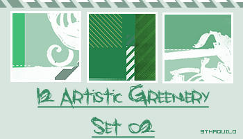 Artistic Greenery