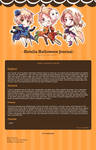 Hetalia Halloween Journal Skin by SimplySilent