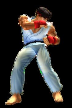 Ryu SFEX3 - Large Animated GIF
