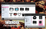 Theme Iconpackager BHR