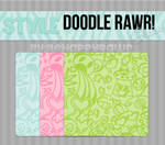 Style DoodleRawr!