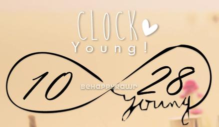 ClockYoung! by iBeHappyRawr