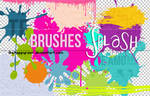 Brushes Splash BHR