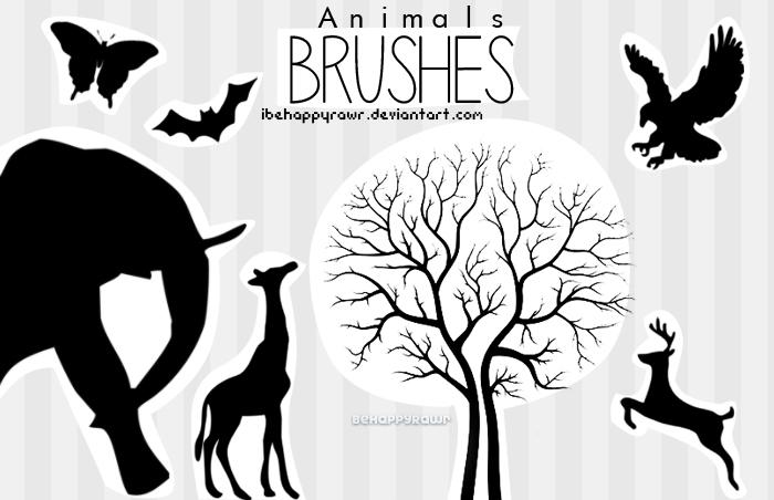 AnimalsBrushesBHR