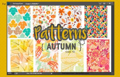 Patterns Autumn BHR