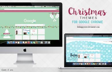 Themes Google Chrome XMAS (1/2)
