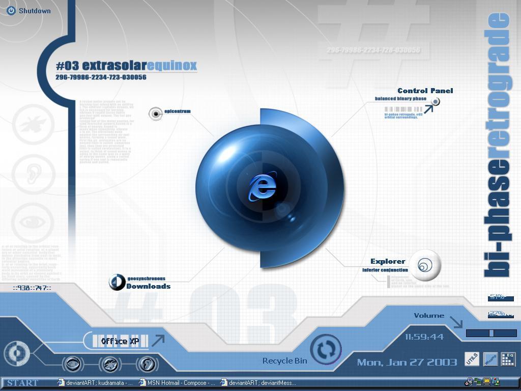 Biphase retrograde theme by enarceus