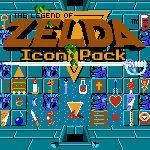 Legend of Zelda Icon Pack