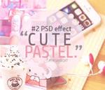 #2 Psd colouring effect - Cute Pastel Mkseila